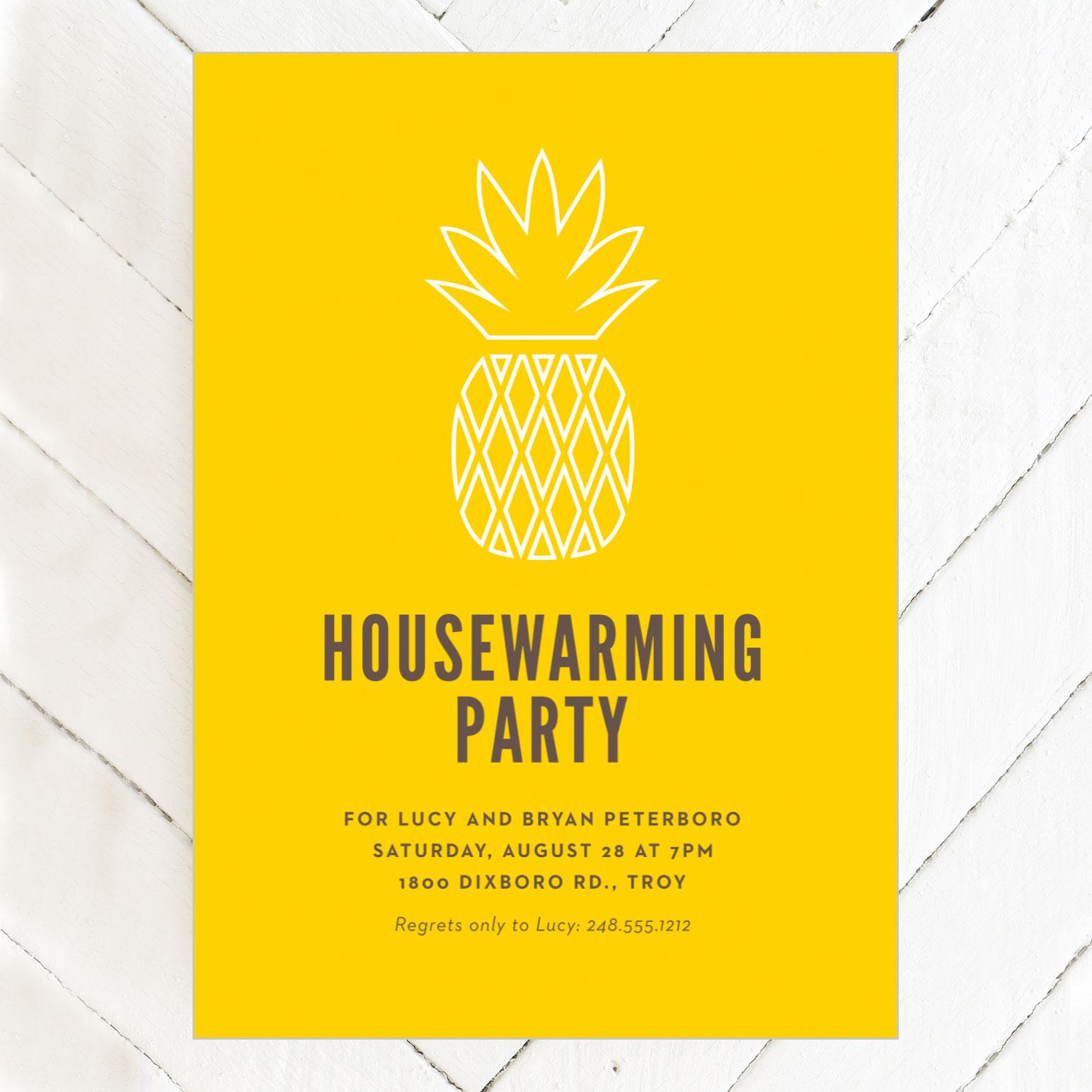 pineapple_house_warming_invitations